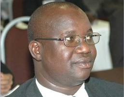 Uganda's Ethics and Integrity Minister Fr. Simon Lokodo