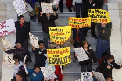 GAY MARRIAGE RI, Catholic for Marriage Equaltity