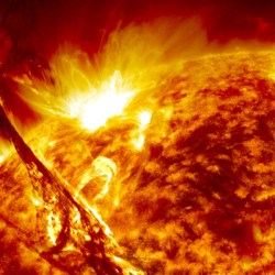 Imagen: NASA's Goddard Space Flight Center/SDO