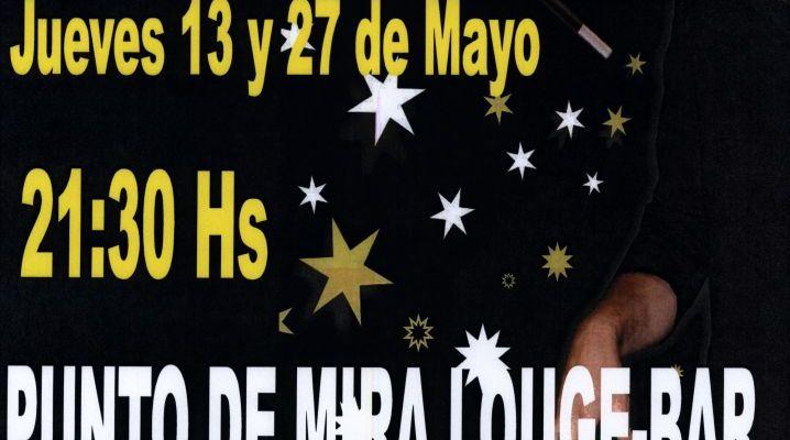Rey Midas Actuaciones Mayo