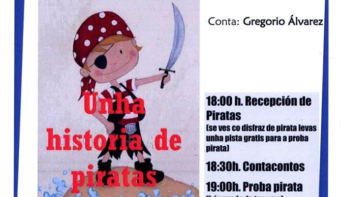 unha historia de piratas