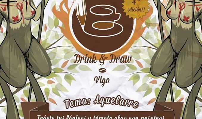 Drink and Draw Vigo