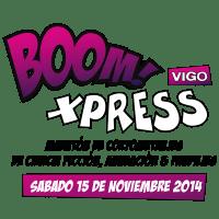 Logotipo BOOM! EXPRESS