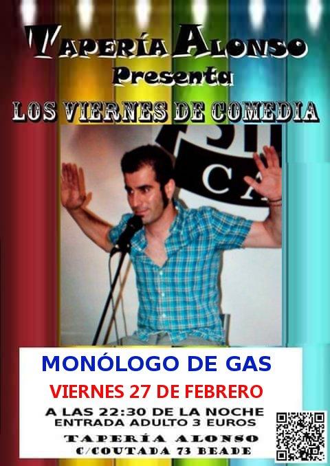 Monólogo de Gas