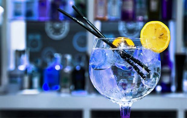 gin-azul