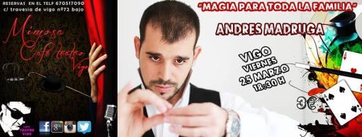 Andrés Madrugo