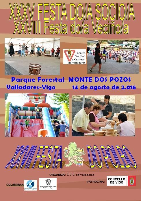 Fiesta del Pulpo 2016