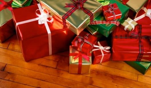 Cajas para decorar la navidad