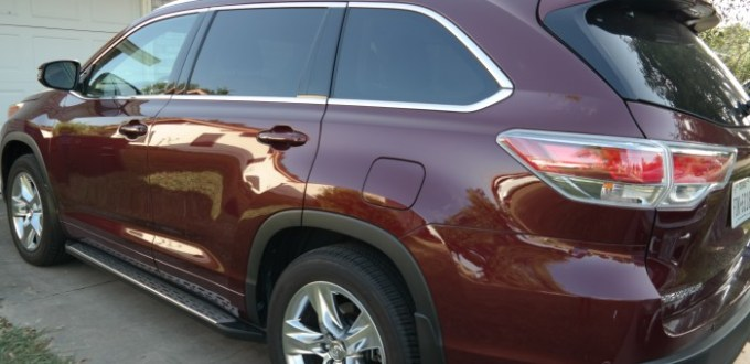 Toyota Highlander - Favorite Features - QueMeansWhat.com