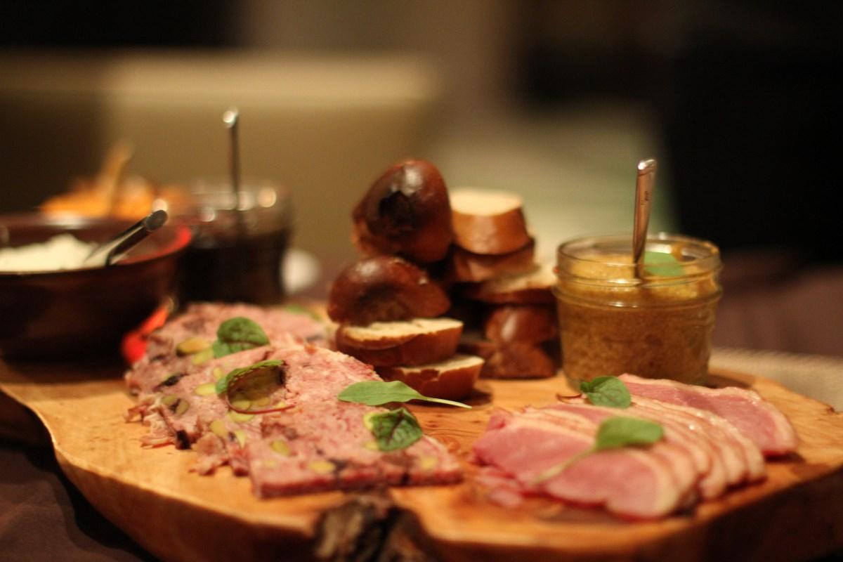 Thanksgiving Dinner at La Cantera Resort's SweetFire Kitchen