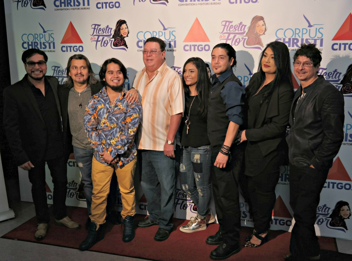 Selena Festival 2016 - Fiesta de la Flor Celebrates Selena Quintanilla with Tejano Music Lineup #FiestadelaFlorCC