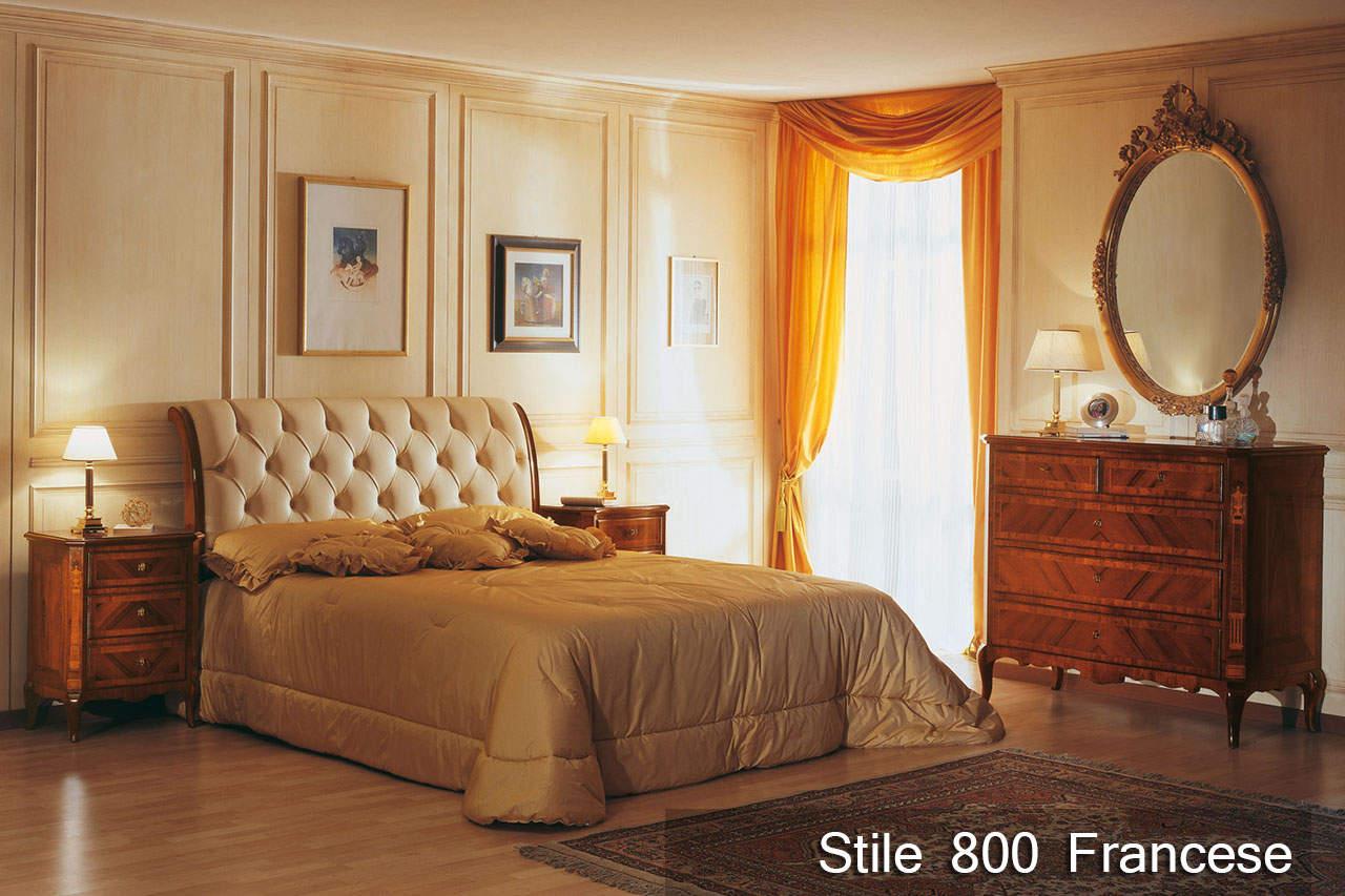 Camera da letto come arredarla questioni di arredamento - Foto camere da letto classiche ...