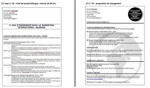 exemple accroche cv pole emploi