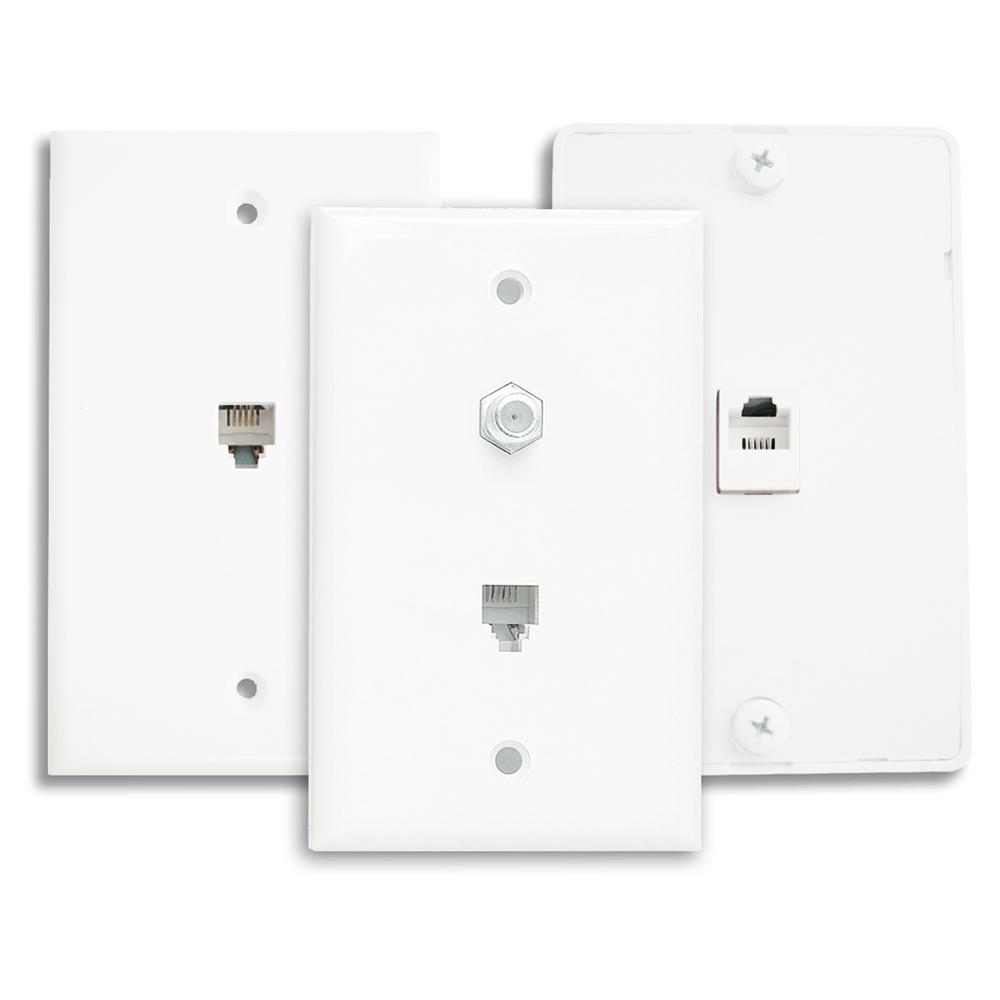 wiring usb wall plate