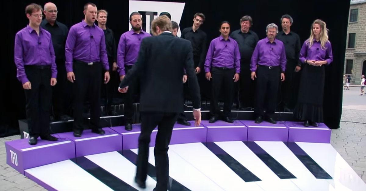 Piano-Viviente