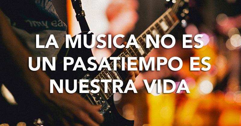 la-musica-no-es-un-pasatiempo-qte