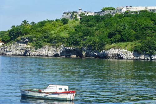 Fortaleza de San Carlos de la Cabaña en La Habana