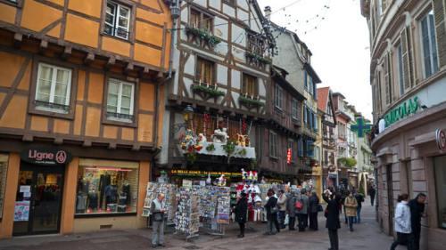 Colmar en la Alsacia, uno de los pueblos más bonitos de Francia