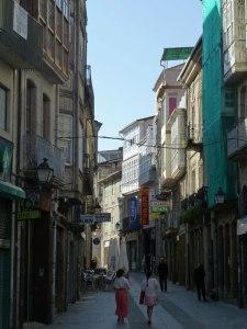 Casco histórico de Monforte de Lemos