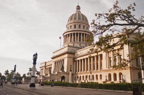 Capitolio Nacional de Cuba, uno de los edificios civiles más emblemáticos de La Habana