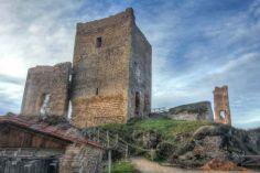 Castillo de Calatañazor, a sus pies se vivió la famosa Batalla de Calatañazor