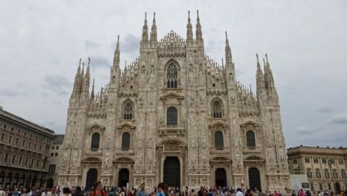 Guía turística para viajar a Milán