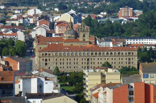 Colegio de Nuestra Señora de la Antigua en Monforte de Lemos