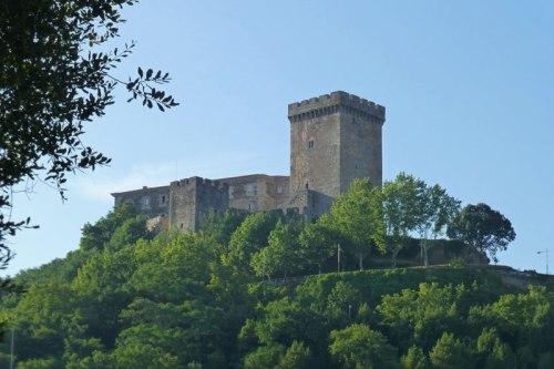 Conjunto monumental sobre la Colina de San Vicente