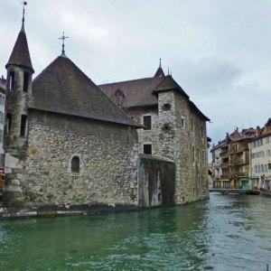 Ruta en coche por Europa, viajando de Madrid a Annecy