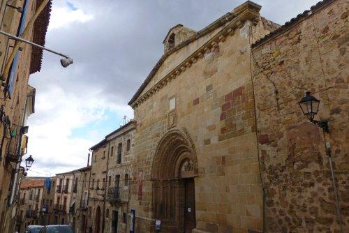 Iglesia de Santiago en Sigüenza
