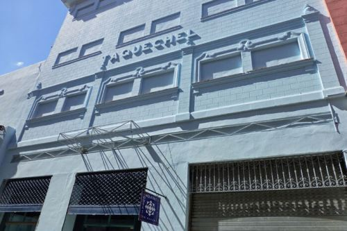 Museo Maqueta de la Habana Vieja en el emblemático edificio Taquechel