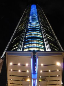 Mori Tower en Roppongi