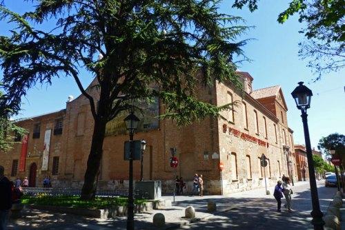 Museo Arqueológico Regional en el antiguo Colegio Convento Dominico de la Madre de Dios