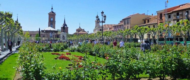 Alcalá de Henares luce sus mejores galas durante la primavera, ¿te lo vas a perder?