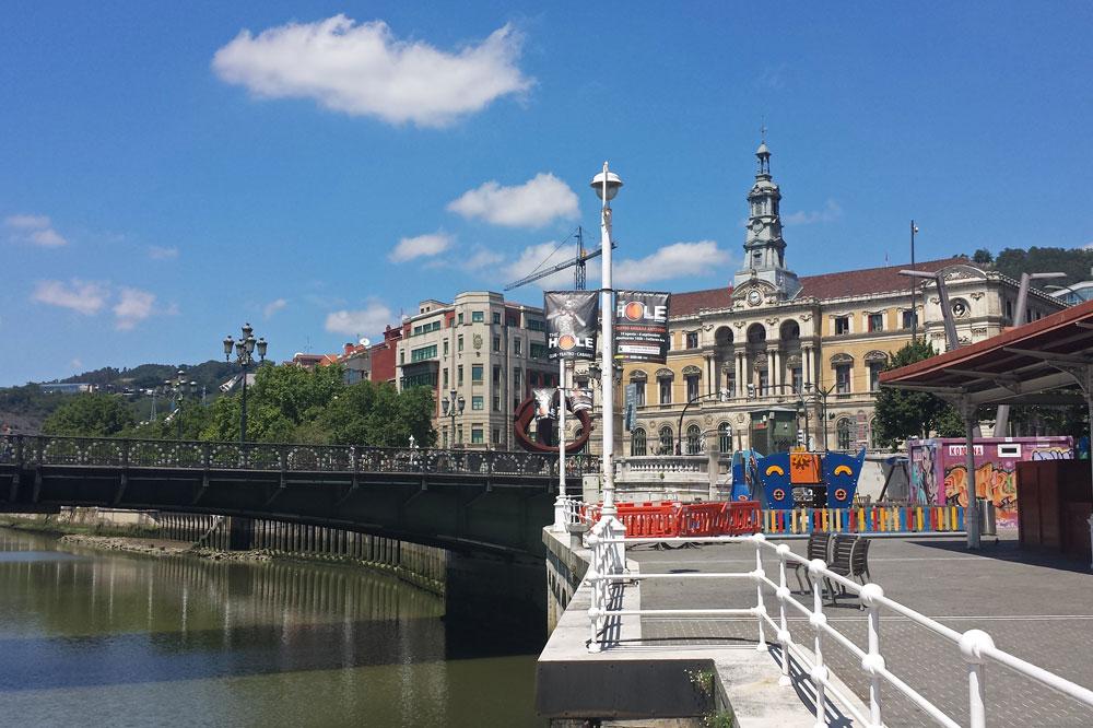 Resumen de los principales puentes de bilbao - Casa en bilbao ...