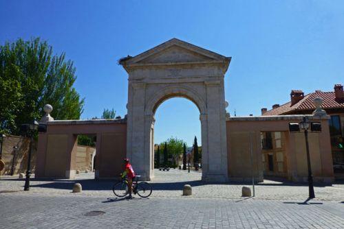 Puerta de Madrid en Alcalá de Henares
