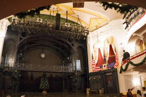 Teatro Ford en Washington D.C., lugar donde fue asesinado el presidente Lincoln