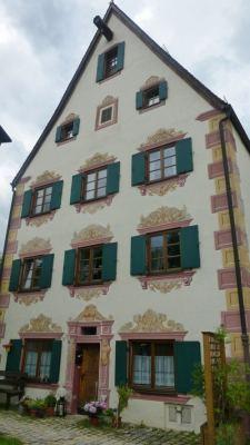 Casas tradicionales de Füssen
