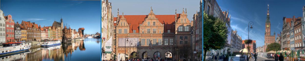 Guía turística completa y actualizada para viajar a Gdansk