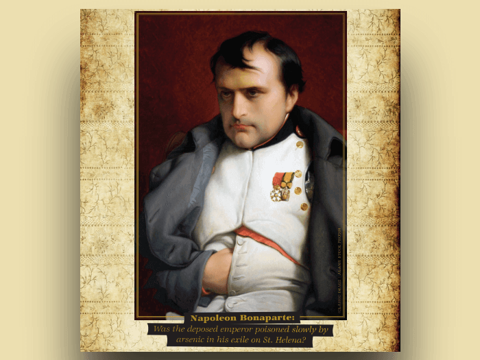 Health Care Management Science The Arsenic Poisoning Of Napoleon Bonaparte