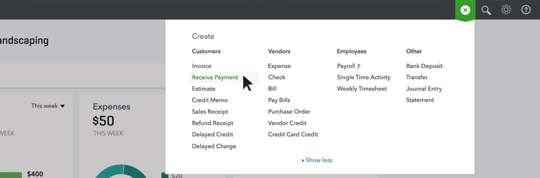 Set Up and Use Payments in QuickBooks