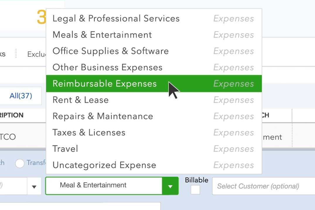 Manage expenses QuickBooks Video Tutorials