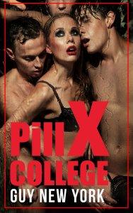 Pill X: College!