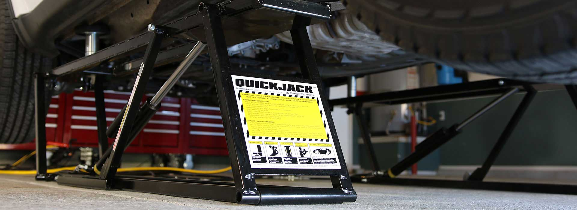 Domestic Garage Car Lift Best Portable Car Hoist For Garage Or Shop Quickjack Australia
