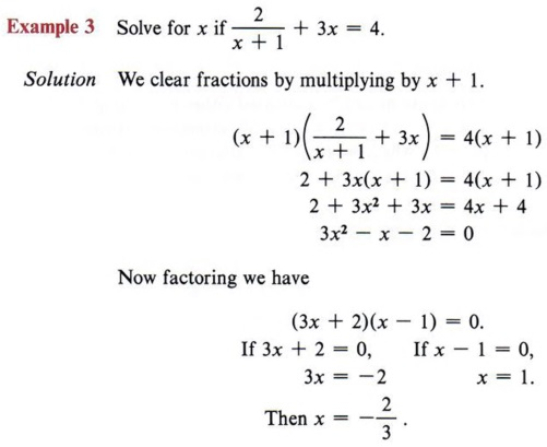 Solve quadratic equation with Step-by-Step Math Problem Solver