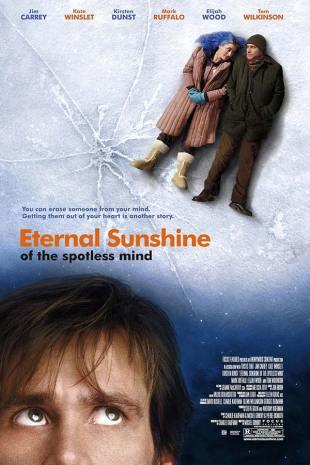 6- Eternal Sunshine of the Spotless Mind (Michel Gondry)
