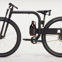 The Growler City Bike: One Mean Set of Wheels.