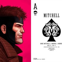 Mike Mitchell. |x| Mondo Gallery | Marvel.