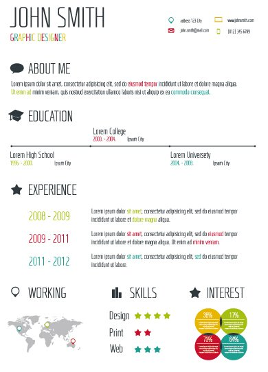 7 Design Tips To Make Your Resume Stand Out OnTheHub - Make Your Resume