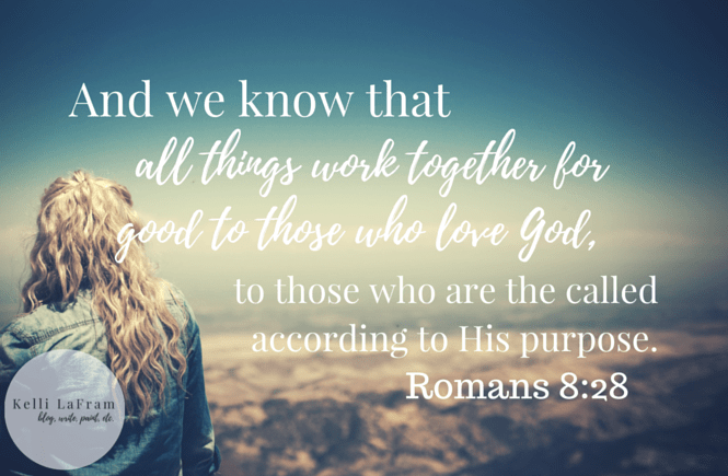 How Does God Use All Things For Good?